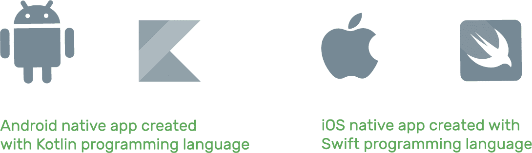 tech stack for golden 360 native app
