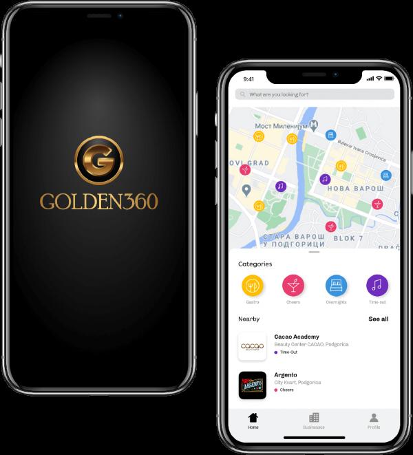 golden 360 app