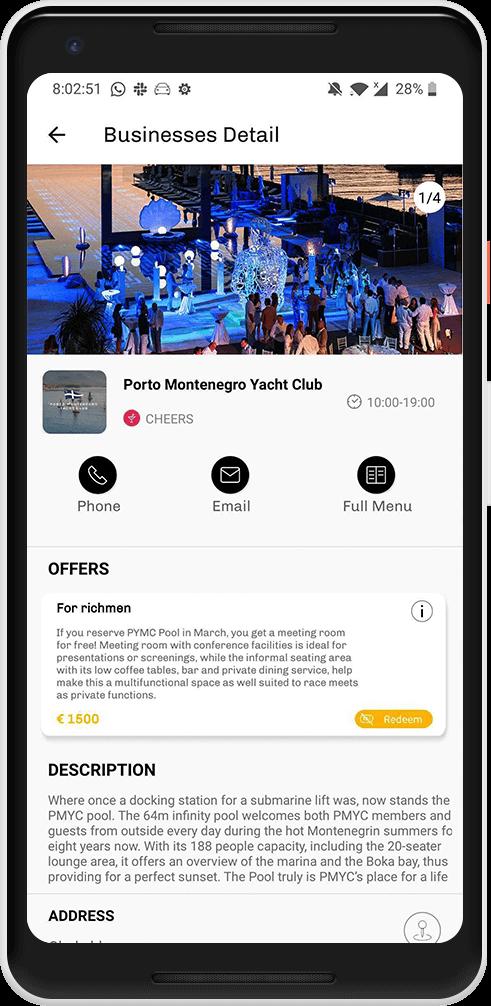 Android App Screen Golden360